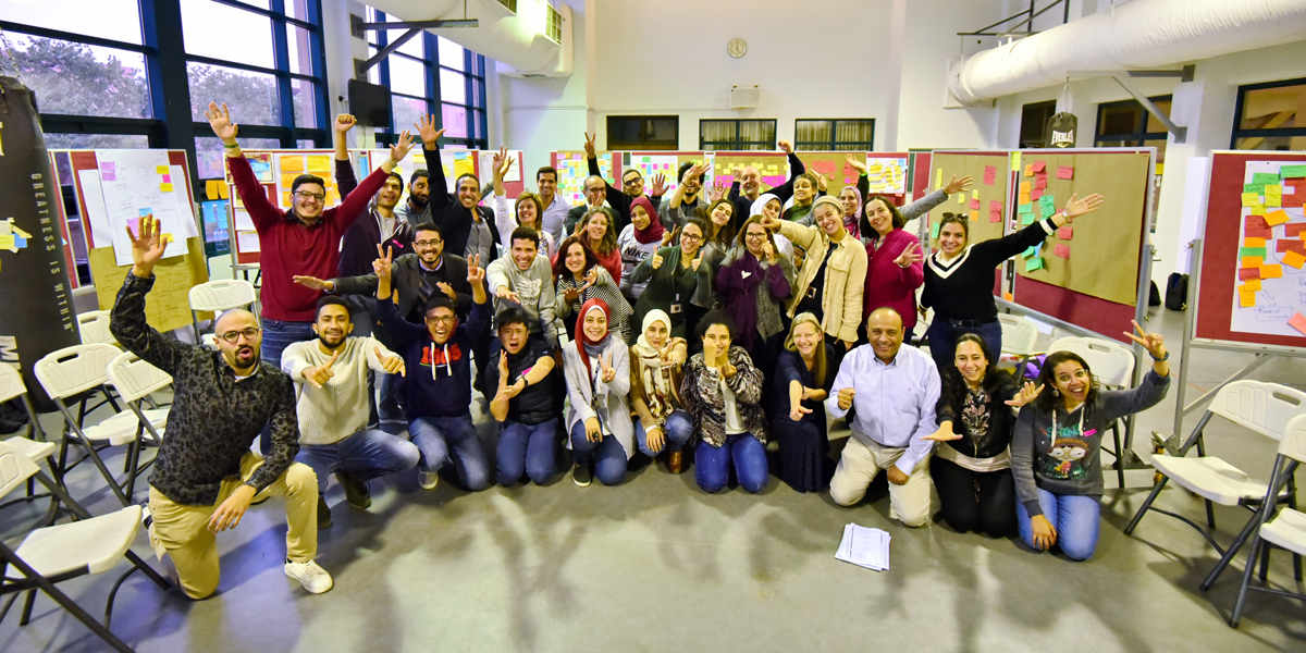 Global Design Thinking Week in Cairo 2019