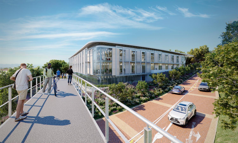 New d-school UCT building