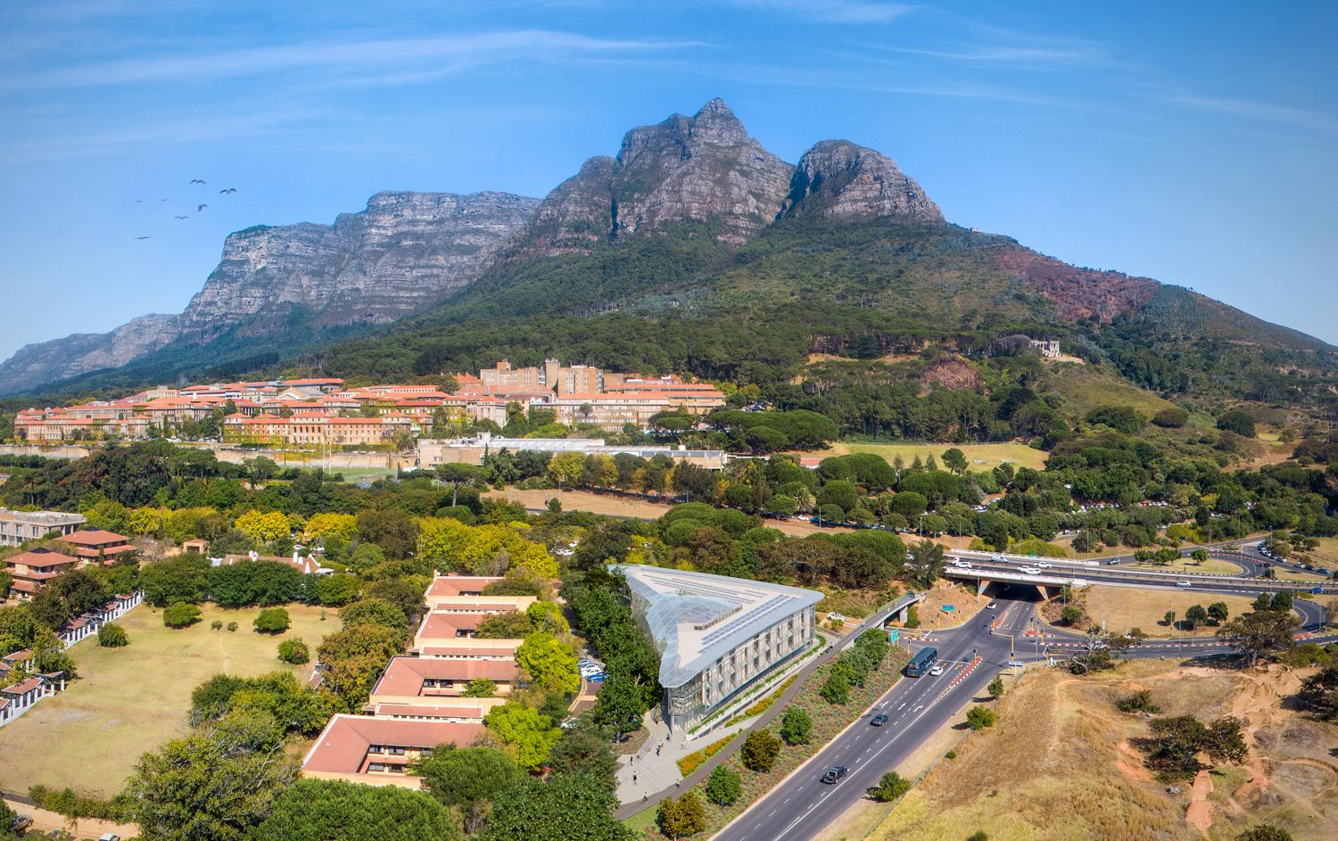 New building d-school UCT